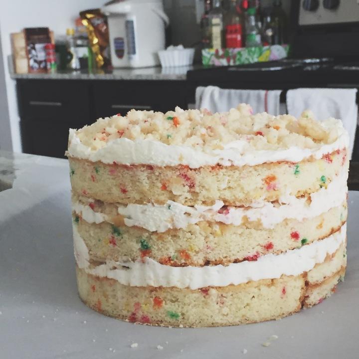 Milk Bar's Birthday LayerCake